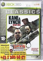 X360 Kane and Lynch Classic