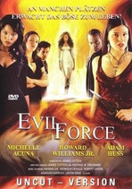 DVD Evil Force Uncut