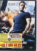 DVD Das Bourne Ultimatum