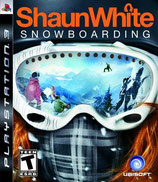 PS3 Shaun White Snowboarding