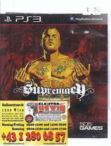 PS3 Supremacy MMA FSK18