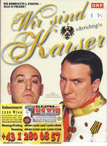 DVD Wir sind Kaiser komplette Staffel 1