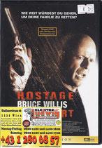 DVD Hostage Entführt Bruce Willis