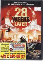 DVD 28 Weeks Later FSK18