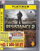 PS3 Resistance 2 FSK18