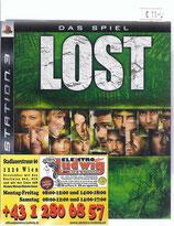 PS3 Lost das Spiel
