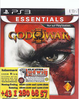 PS3 God of War 3 FSK18