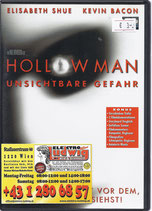 DVD Hollow Man Kevin Bacon