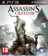 PS3 Assassins Creed 3 FSK18