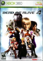 X360 Dead or Alive 4