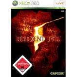 X360 Resident Evil 5 FSK18