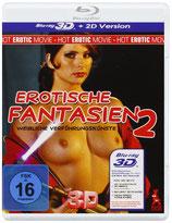 BD Erotische Fantasien 2 [3D Blu-ray + 2D Version]
