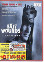 DVD Exit Wounds FSK18 Steven Seagal