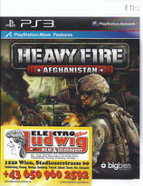 PS3 Heavy Fire Afghanistan FSK18