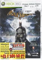 X360 Batman Arkham Asylum