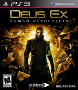 PS3 Deus Ex Human Revolution