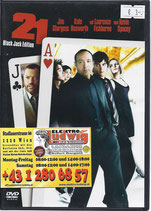 DVD 21 Kevin Spacey