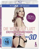 BD Die Welt der Lust: Erotische Phantasien - Volume 4 2D und 3D