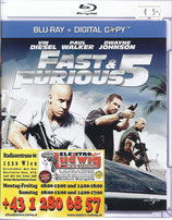BD The Fast and the Furious Teil 5