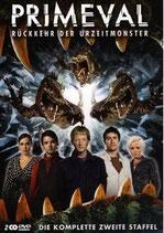 DVD Primeval Rückkehr Staffel 2