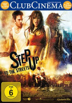 DVD Step up to the Streets