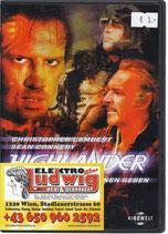DVD Highlander 1 FSK18