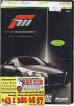 X360 Forza Motorsport 3