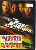 DVD The Fast and the Furious Teil 1