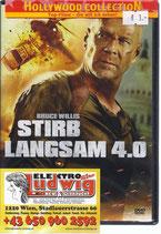 DVD Stirb Langsam 4.0