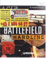 PS3 Battlefield Hardline FSK18 Uncut
