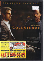 DVD Collateral Tom Cruise
