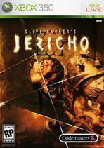 X360 Jericho Clive Barker FSK18