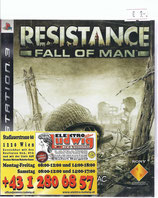 PS3 Resistance Fall out of Man