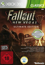 X360 Fallout New Vegas Ultimate Edition FSK18
