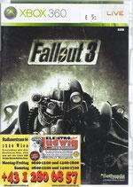X360 Fallout 3 FSK18