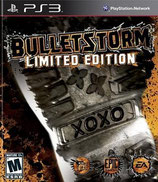 PS3 Bulletstorm Limited Edition