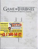 BD Game Thrones Komplette Staffel 3