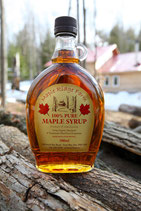 Pure Organic Maple Syrup 500mL