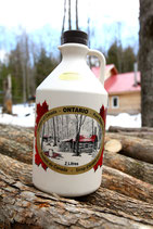 Pure Organic Maple Syrup 2L