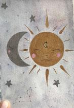 Lune & Soleil  A5