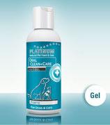 PLATINUM OralClean+Care 3-in-1 FORTE - Gel Classic, 120 ml