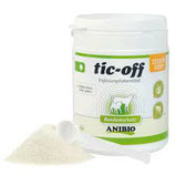 Anibio tic-off Ergänzungsfutter, 140 g