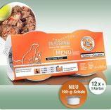 PLATINUM Menu MINI Turkey+Salmon