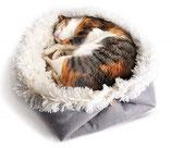 "Katzenbett ""bed & blanket"""