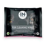 In-Fluence Fur cleaning wipes, mit Aloe Vera, 18x20cm
