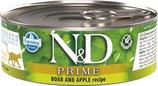 Feline Adult Prime - Wildschwein & Apfel 80 g