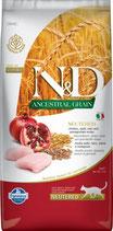 Feline Adult Neutered Huhn Granatapfel für kastrierte Katzen