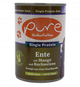 Pure Ente mit Mango und Buchweizen (Single Protein)