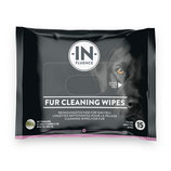 In-Fluence Fur cleaning wipes, mit Teebaumöl, 18x20cm