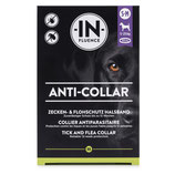 In-Fluence Zecken- und Flohschutz Halsband für Hunde